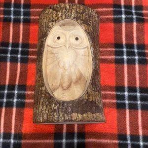 🛑SOLD🛑 Owl decor